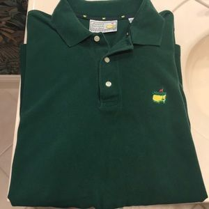 Masters Augusta National Classic Golf Polo